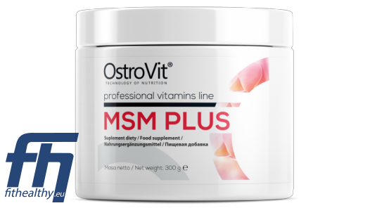 OstroVit MSM Plus Joint Support Vitamins & Minerals