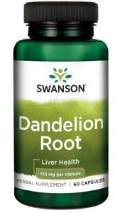 Swanson Dandelion Root 515 mg
