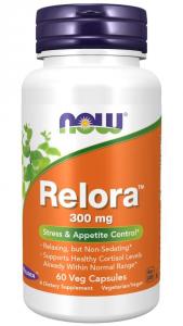 Now Foods Relora 300 mg Svara Kontrole