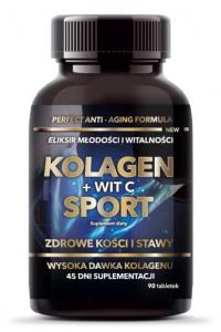 Intenson Collagen + vitamin C SPORT 500 mg