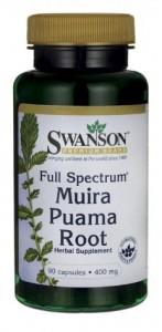 Swanson Muira Puama Root