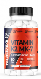 Immortal Nutrition Vitamin K2 MK-7