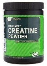 Optimum Nutrition Micronized Creatine Powder Kreatīns