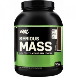 Optimum Nutrition Serious Mass Geineri