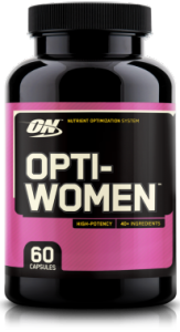 Optimum Nutrition Opti-Women Sports Multivitamins