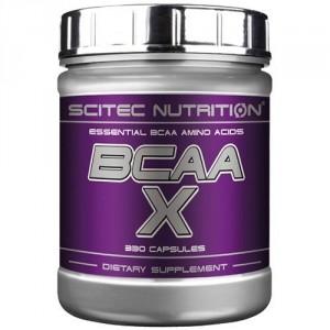 Scitec Nutrition BCAA X Аминокислоты