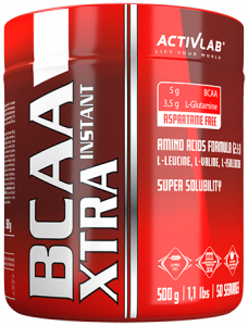 Activlab BCAA Xtra Instant Aminoskābes