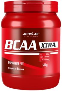 Activlab BCAA Xtra Aminoskābju Maisījumi Aminoskābes