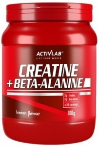 Activlab Creatine + Beta-Alanine Kreatīns
