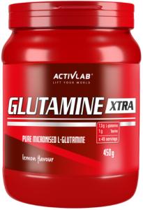Activlab Glutamine Xtra L-Glutamīns Pēc Slodzes Un Reģenerācija Aminoskābes