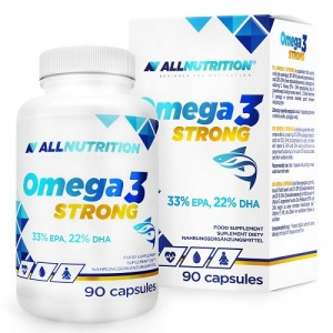 AllNutrition Omega 3 Strong
