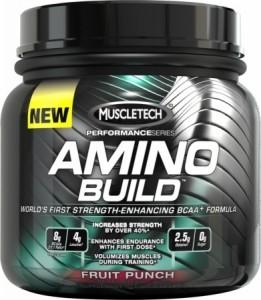 Muscletech Amino Build Bcaa Аминокислоты После Тренировки И Восстановление