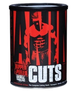 Universal Nutrition Animal Cuts Fat Burners Weight Management