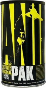 Universal Nutrition Animal Pak Sports Multivitamins