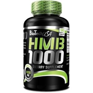 Biotech Usa HMB 1000 Aminoskābes