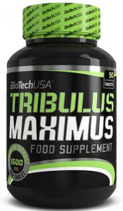 Biotech Usa Tribulus Maximus Травы Витамины И Минералы Специальные Продукты
