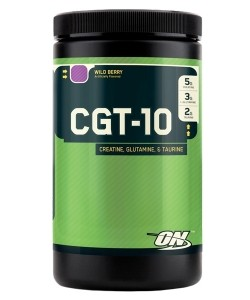 Optimum Nutrition CGT-10 Post Workout & Recovery Creatine Amino Acids