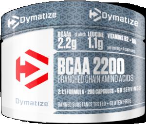 Dymatize BCAA 2200 Aminoskābes