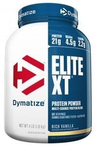 Dymatize Elite XT Casein Isolate Wpi Proteins
