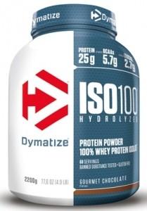 Dymatize Iso100 Hydrolyzed Izolāts Proteīni