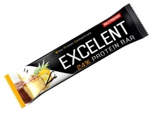 Nutrend Excelent Bar Dzērieni Un Batoniņi