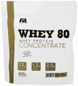 Fa Nutrition Whey 80 Proteins