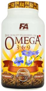 FA Nutrition Omega 3-6-9