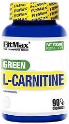 FitMax Green L-Carnitine L-Karnitīns Tauku Dedzinātāji Sievietēm Aminoskābes