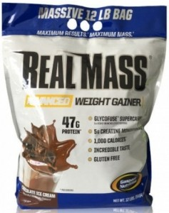 Gaspari Nutrition Real Mass Advanced Geineri