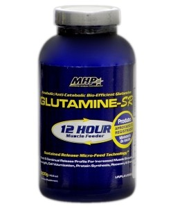 Mhp Glutamine SR L-Glutamine Post Workout & Recovery Amino Acids