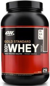 Optimum Nutrition Gold Standard 100% Whey Izolāts Proteīni
