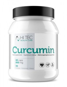 Hi Tec Nutrition Curcumin Antioksidanti Garšaugi Vitamīni Un Minerālvielas