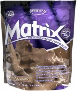 Syntrax Matrix 5.0 Casein Proteins