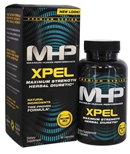 Mhp XPEL Herbs Fat Burners Vitamins & Minerals