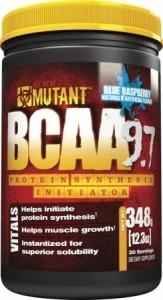 Mutant BCAA 9.7 Aminoskābju Maisījumi Aminoskābes Treniņa Laikā