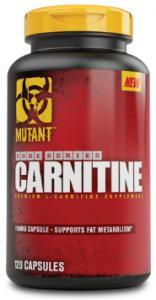 Mutant Carnitine L-Karnitīns Tauku Dedzinātāji Aminoskābes