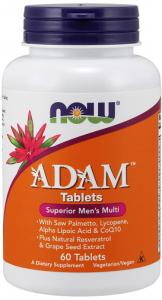 Now Foods Adam Multivitamīni