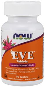 Now Foods Eve Multivitamīni