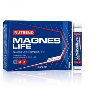 Nutrend MagnesLIFE Magnijs Minerāļi Vitamīni Un Minerālvielas