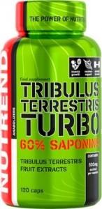 Nutrend Tribulus Terrestris Turbo Garšaugi Vitamīni Un Minerālvielas Speciālie Produkti