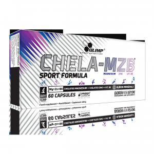 Olimp Chela MZB Sport ZMA Testosterona Līmeņa Atbalsts