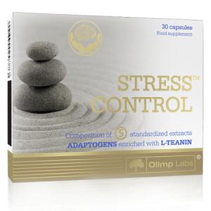 Olimp Stress Control Garšaugi Vitamīni Un Minerālvielas