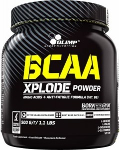 Olimp BCAA Xplode Amino Acids Post Workout & Recovery