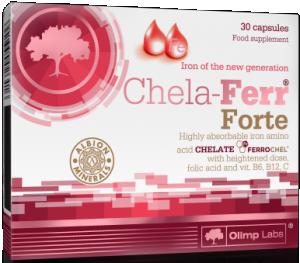 Olimp Chela Ferr Forte Minerāļi Vitamīni Un Minerālvielas