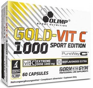 Olimp Gold-Vit C 1000 Sport Edition Antioksidanti Vitamīni Un Minerālvielas