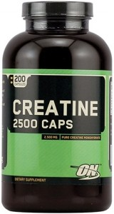 Optimum Nutrition Creatine 2500 Caps Креатин