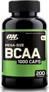 Optimum Nutrition BCAA 1000 Aminoskābes