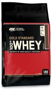 Optimum Nutrition Gold Standard 100% Whey Sūkalu Olbaltumvielu Izolāts, WPI Proteīni