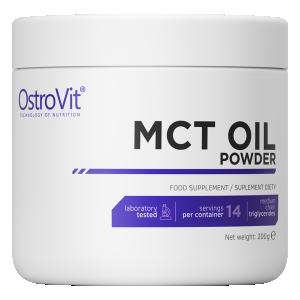 OstroVit MCT Oil Powder Svara Kontrole