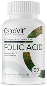 OstroVit Folskābe Antioksidanti Vitamīni Un Minerālvielas